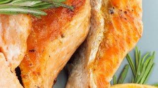 Baked salmon recipe lemon garlic