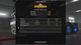Live stream EURO TRUCK 2   1:33 DLC RUSSIA ITA INIZIAMO UN SUPER VIAGGIO