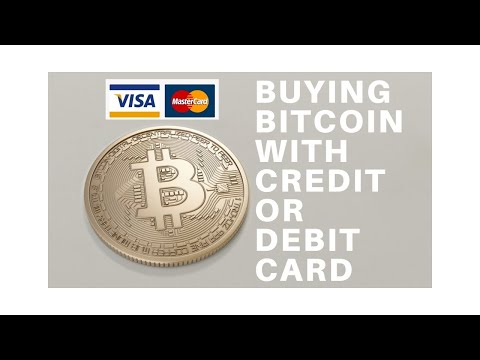 Buy Bitcoin / Crypto With Debit / Credit Card On XCoins