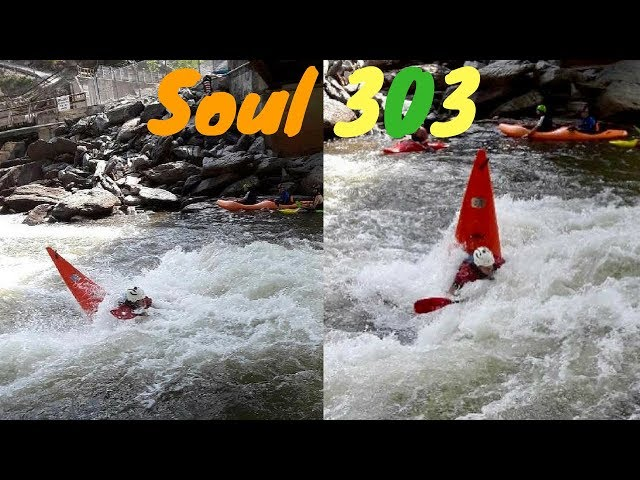 Soul Kayaks 303 Test Run