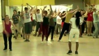 Афро-пластика (Afro Body Movement)(Видео с занятия группы
