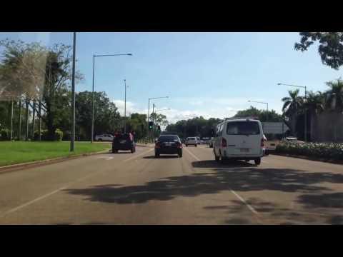 Darwin City Drive