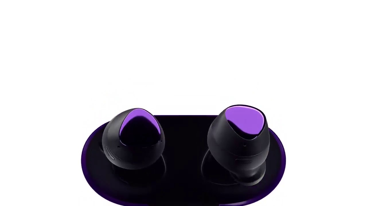 Samsung Galaxy Buds Bts Edition Purple Youtube