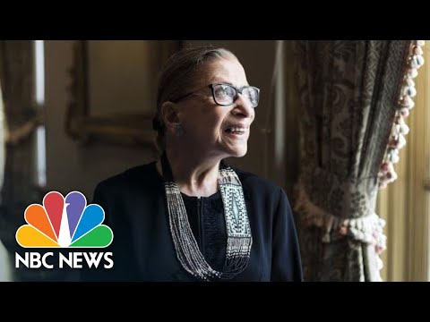 Live: Justice Ruth Bader Ginsburg Lies In State At U.S. Capitol | NBC News