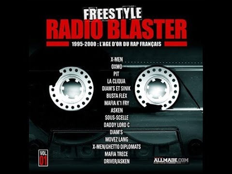 Mo'vez Lang - Freestyle radio blaster