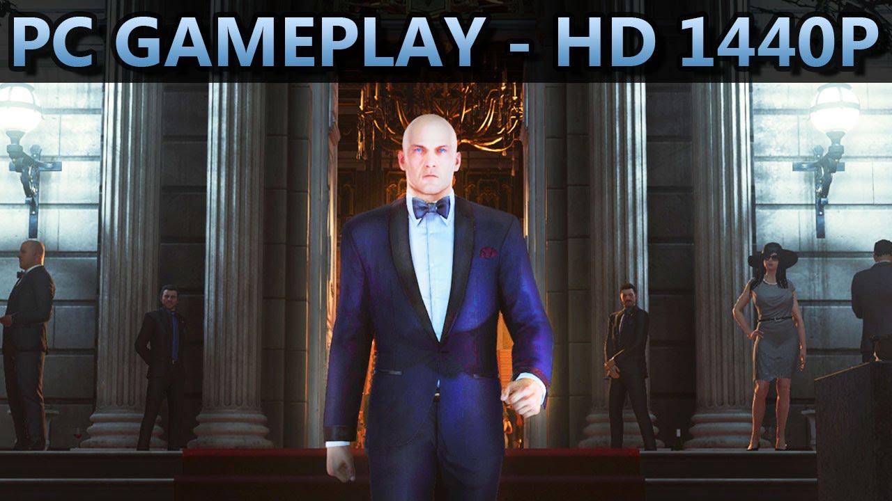 Hitman 2016 Pc Gameplay Hd 1440p Youtube