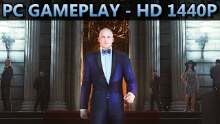 HITMAN™ (2016) | PC GAMEPLAY | HD 1440P