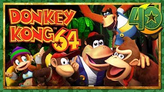 Let's Play Donkey Kong 64 - Life On Veteran - 40