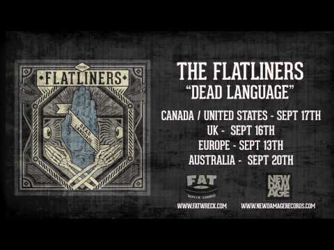 The Flatliners - Drown In Blood (Official Lyric Video)