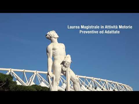 """Università degli Studi di Roma """"Foro Italico"""" - Video Istituzionale"""