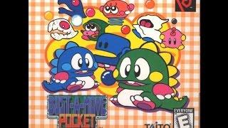Bust A Move Pocket (Zona Retro - Neo Geo Pocket)