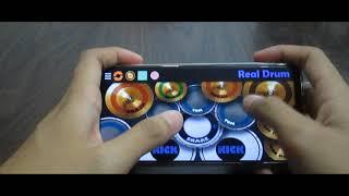 Buwan - Juan Karlos ( Real Drum App Cover )