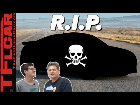 These Are the Top 10 Cars That DIED (so far) This Year!