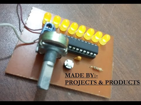 How To Make Analog To Digital Converter (ADC)