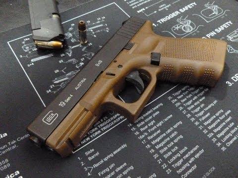 Glock 19 Gen 4 - My Favorite Handgun! - YouTube