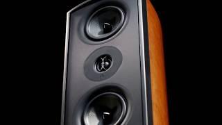 Aperion Audio Verus II Grand Tower Speaker Highlight