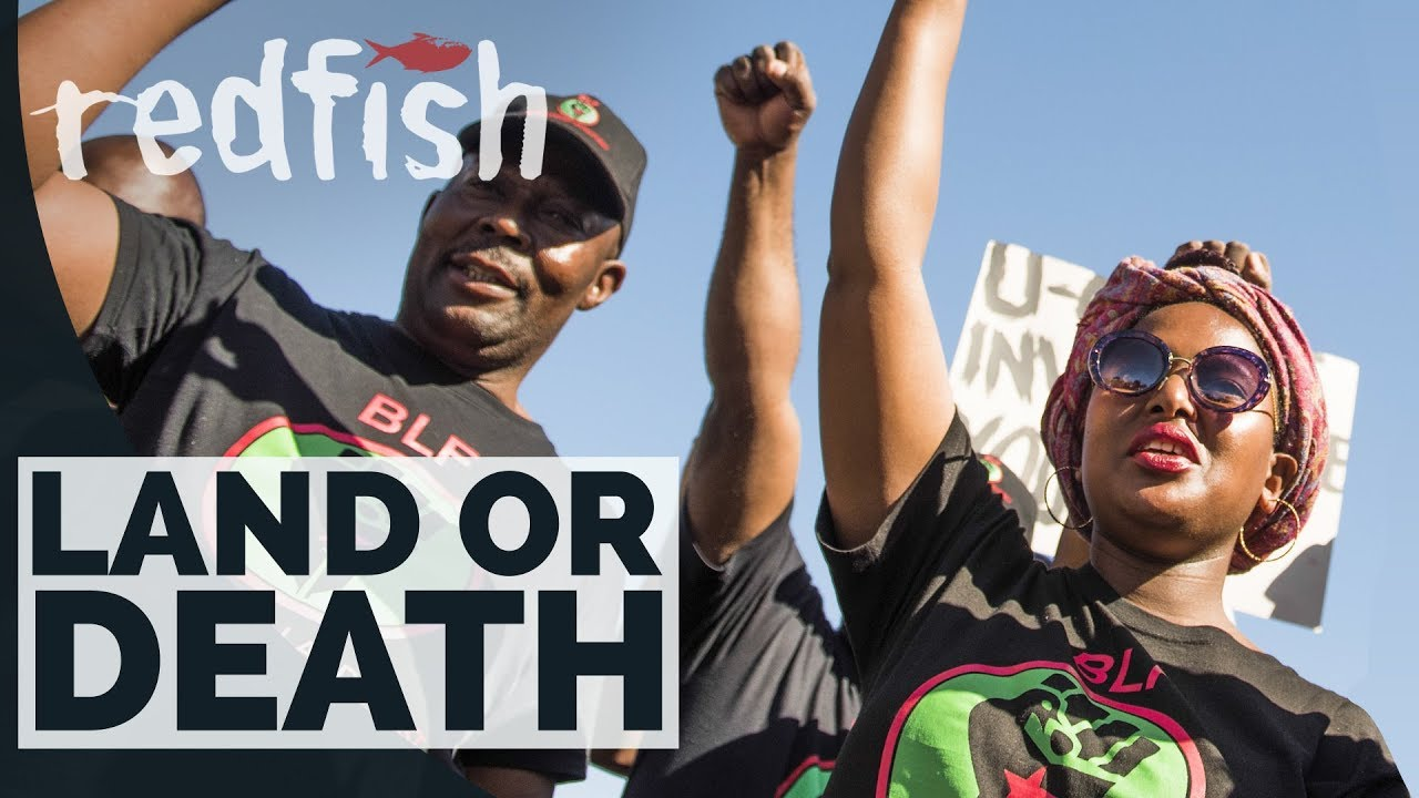"Q: Do you have any documentaries about ""Land or death""? I want to know what's going on in SA?"