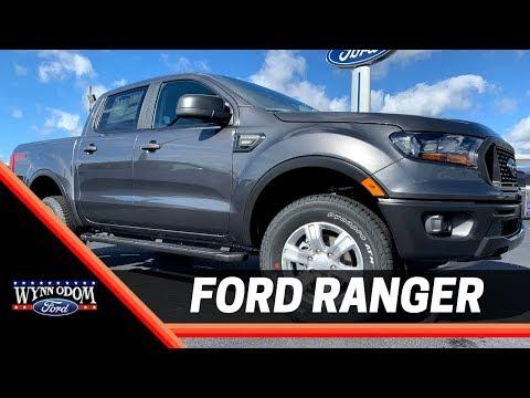 🚨 NEW 2019 Ford Ranger STX Magnetic FX4 | Wynn Odom Ford