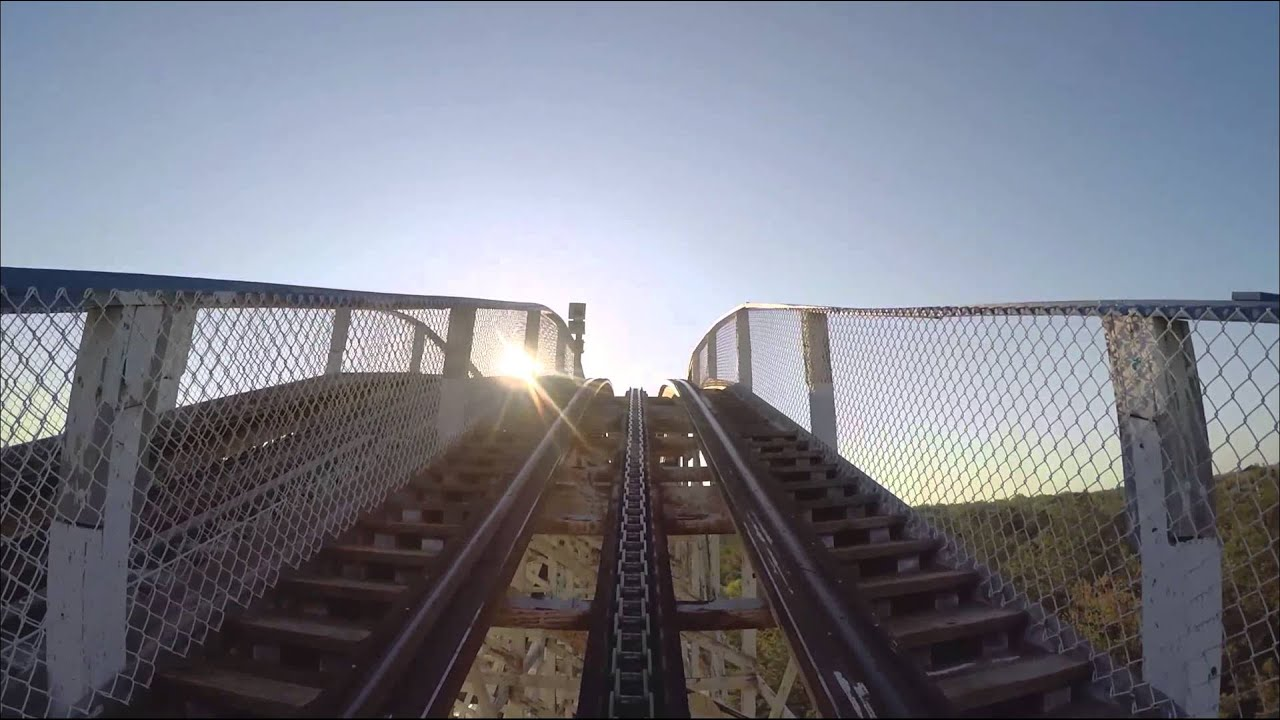 Rebel Yell Roller Coaster Pov