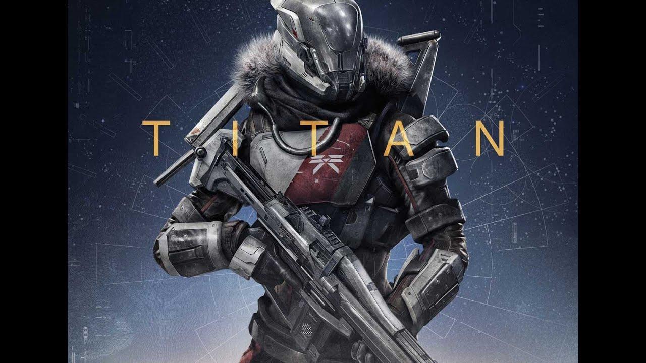 Destiny: Best Looking Titan?? Lvl 30
