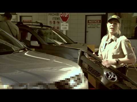 "Toyota ""Nothing Soft Gets In"" Australia"