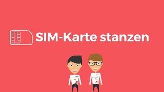 SIM Karte stanzen mit Stanzer | SIM-Karte-gratis.de