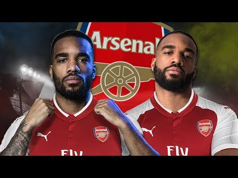 OFFICIAL: Arsenal Complete Signing Of Alexandre Lacazette For Record £52 Million! | Transfer Talk