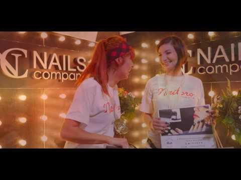 Zwiastun filmu NC Nails Company z warszawskich targów Beauty Forum 2016