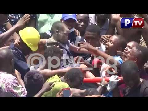 Lagos School Collapse: 12 persons confirmed dead, 43 injured