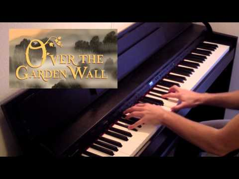 Over The Garden Wall Theme Song Piano Cover Sheets Pandatooth