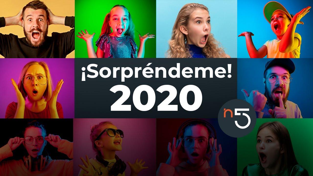 2020, ¡Sorpréndeme! | En5.mx