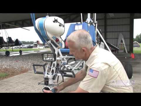 Aero-TV: Sharing The Joy Of Gyros - Chris Burgess, Gyro Plane CFI