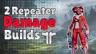 DPS Repeaters   Repeater Damage Builds   Dauntless 0.6.2