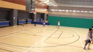 全場片段2 20150328 第一屆和諧室內籃球聯賽 天水圍