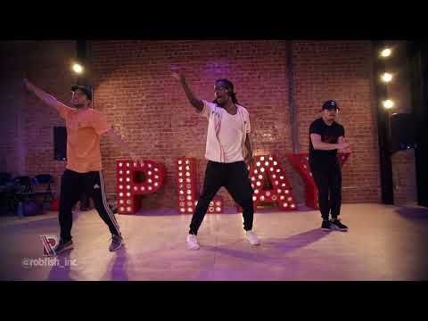 Leon Bridges // YOU DON'T KNOW // Choreography by Kenny Wormald owner of Playground LA