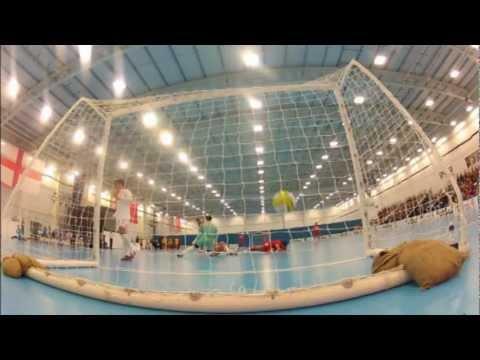 England v Turkey Futsal Internationals, February 2013 | FATV