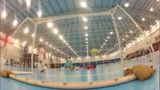 England v Turkey Futsal Internationals, February 2013 | FATV