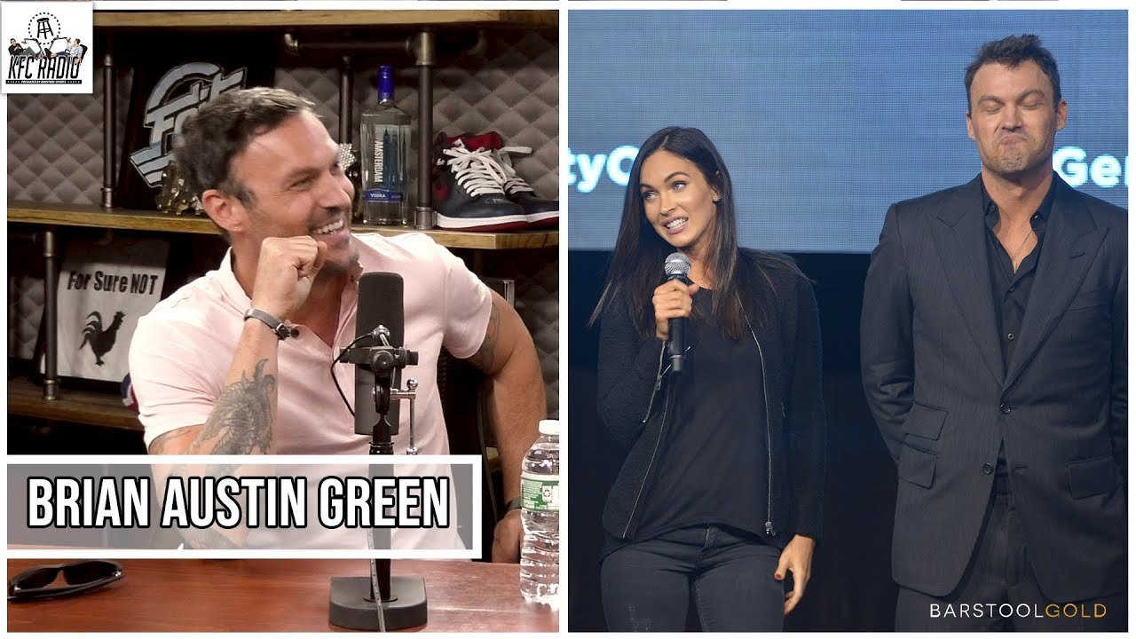 Brian Austin Green Originally Rejected Megan Fox Kfc