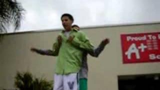 fly tetas dance