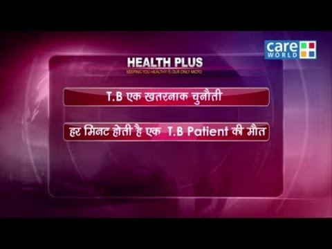 MDR Tuberculosis and Cure - Multi Drug Resistant T.B - Health Plus
