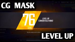 LEVEL UP 76 🔥 RANKED MATCH FULL GAMEPLAY || FREE FIRE ❤️