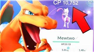 Top 10 des MEILLEURS Pokemon Dans Pokemon ALLER! (Meilleur Pokemon / Haute CP Pokemon dans Pokemon y ALLER!)
