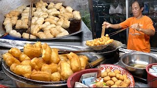 delicious fried foods