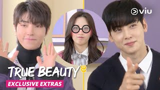 Download lagu 【BTS】TRUE BEAUTY - Interview with Ju Gyeong, Suho & Seo Jun [ENG SUBS]
