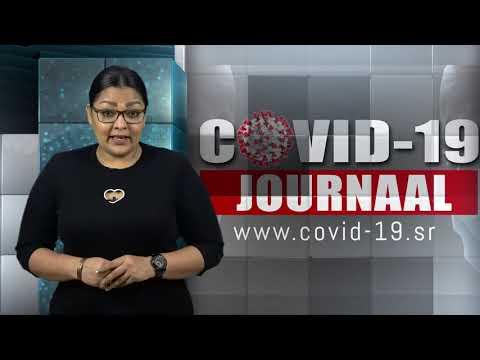 Het COVID 19 Journaal Aflevering 121 12 Januari