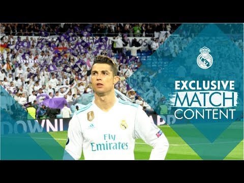 Real Madrid vs Juventus: We're through to the SEMI-FINALS