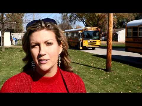 Bunger Middle School fire and evacuation