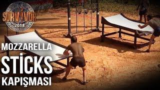 Survivor 2018 | 18.Bölüm | Mozarella stick için yarıştılar!