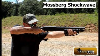Mossberg 590 Shockwave Defense Tool or Range Toy