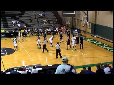 Ohio Basketball Club vs Memphis Magic, Adidas Super 64